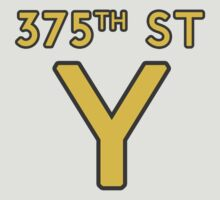 375th Street Y - Royal Tenenbaums Tshirt by Tabner