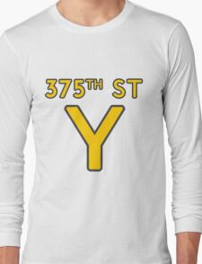 375th Street Y - Royal Tenenbaums Tshirt Long Sleeve T-Shirt