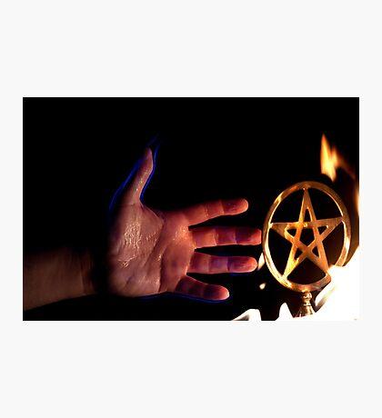 Paganism Photographic Print
