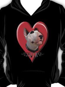 LOVE for my Bull Terrier T-Shirt