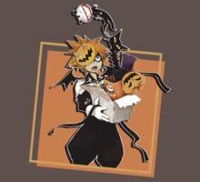 Kingdom Hearts - Sora [Halloween] by Susanwolf