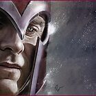 Magneto by chickenhead