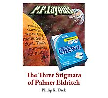 PKD - The Three Stigmata of Palmer Eldritch Photographic Print