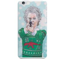 Christmas Carol iPhone Case/Skin