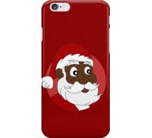 Santa Claus cartoon iPhone Case/Skin