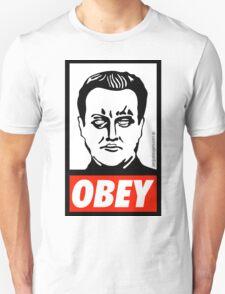 Obey David Cameron T-Shirt