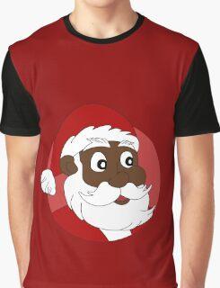 Santa Claus cartoon Graphic T-Shirt