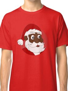 Santa Claus cartoon Classic T-Shirt