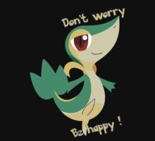 Don't Worry, be happy by jonath1991