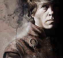Tyrion Lannister: Game of Thrones by chickenhead