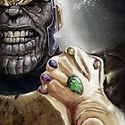 Thanos by chickenhead