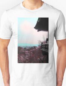 A Glimpse Beyond (Kyoto, Japan) Unisex T-Shirt