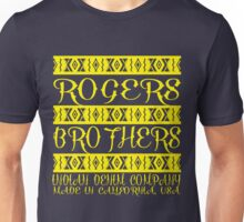 usa ny by rogers brothers Unisex T-Shirt