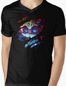 Heimerdinger Mens V-Neck T-Shirt