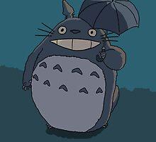 Totoro!~ by Gabriel Barahona