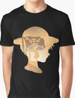 Captain of the straw hats Graphic T-Shirt