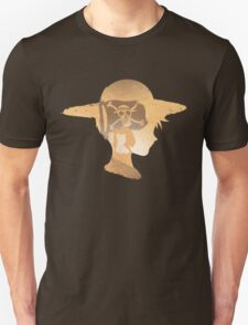 Captain of the straw hats Unisex T-Shirt