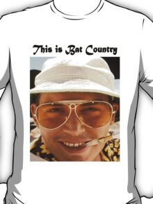 Johnny Depp in Fear & Loathing in Las Vegas T-Shirt