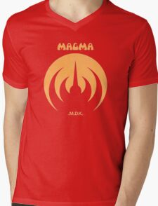 Magma MDK Mens V-Neck T-Shirt