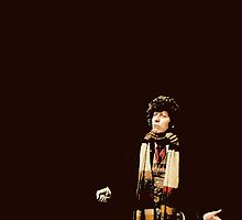 The fourth doctor by jport96
