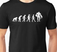 Evolution: Super Tyrant v2 Unisex T-Shirt