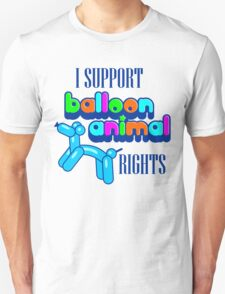 Support Balloon Animal Rights T-Shirt