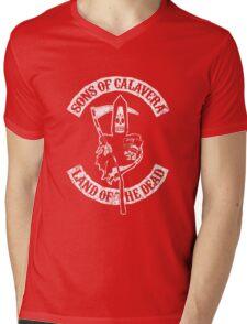 Sons of Calavera Mens V-Neck T-Shirt