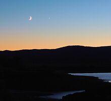 Venus' Moon by BettyEDuncan