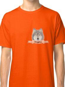 Kingdom Wolf Classic T-Shirt