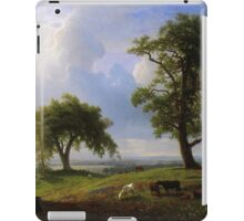 Bierstadt Albert California Spring iPad Case/Skin