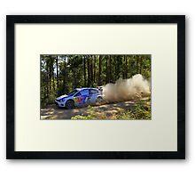 Seb Ogier Framed Print