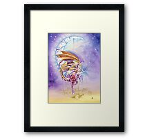 Dragon Dreams Framed Print