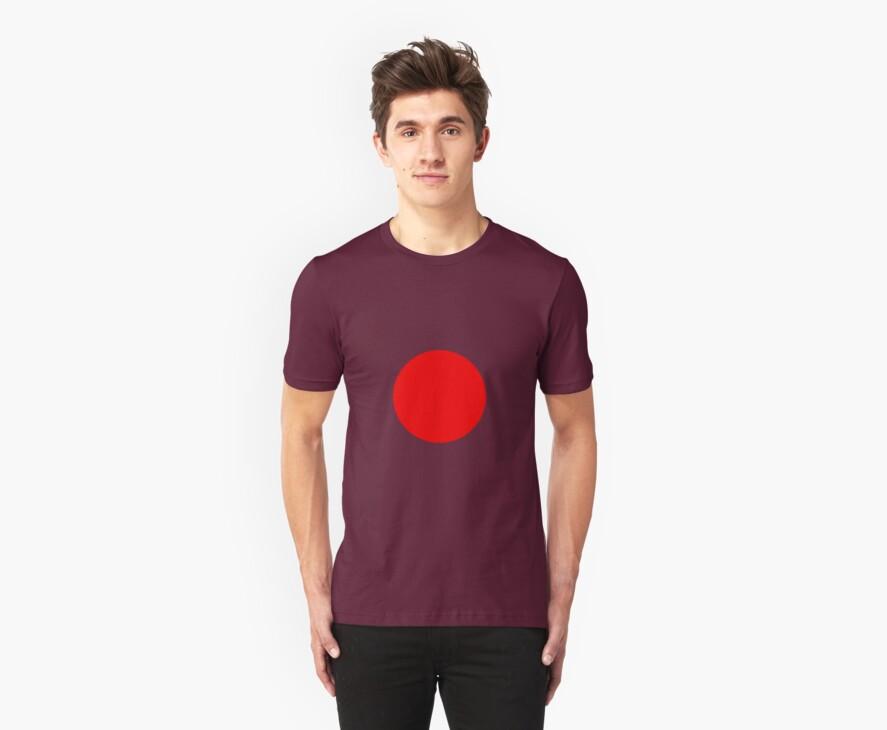 Circle Red by Rjcham