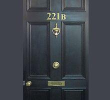 221b Baker St. by keirrajs