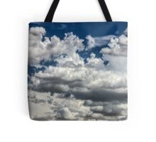 Clouds on the road to Tucson Tote Bag