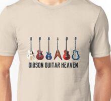 Gibson Guitar Heaven Unisex T-Shirt