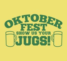 OKTOBERFEST show us your JUGS! funny by jazzydevil