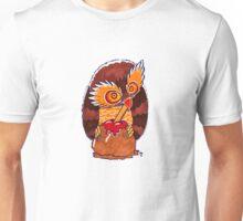 The Clueless Owl... HOOO HOOO HOOOOOOOO Unisex T-Shirt