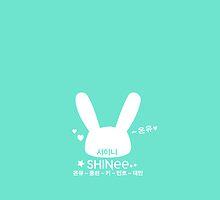 Shinee Onew iPhone Case by goyangi