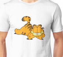 Garf want whit you! Unisex T-Shirt