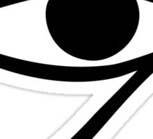 EYE of Horus / Ra - ancient Egyptian symbol of protection Sticker