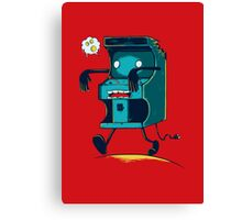 Zombie Arcade - Prints, Stickers, iPhone & iPad Cases Canvas Print