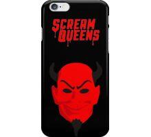 Red Devil iPhone Case/Skin