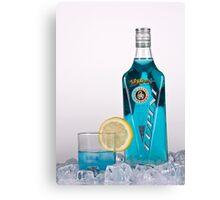 Alcohol Advertisement Canvas Print