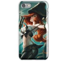Miss Fortune iPhone Case/Skin
