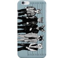 Feline-up iPhone Case/Skin
