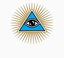All Seeing Eye Of God - Eye Of Providence - Symbol Omniscience Unisex T-Shirt