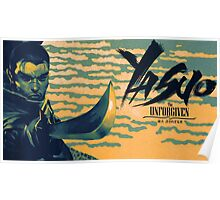 Yasuo League of Legends Poster