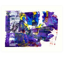 Scientific Abstract Art Print