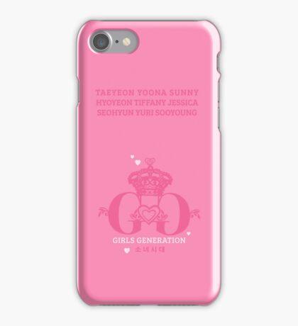 Girls Generation iPhone Case iPhone Case/Skin